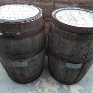 樽 2つセット 1979年 年代物 ヴィンテージ ウイスキー BA...
