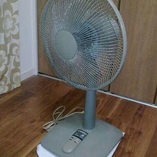 扇風機です