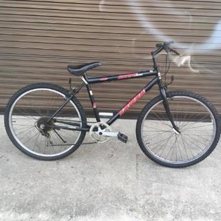☆マウンテンバイク☆26インチ自転車