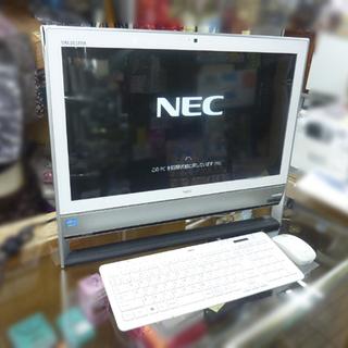 NEC モニター一体型PC 2TB 8G VALUESTAR N...