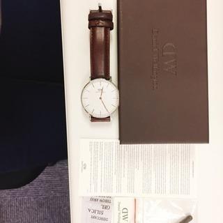 ダニエルウェリントン 時計