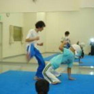 ブラジルの格闘技カポエイラ
