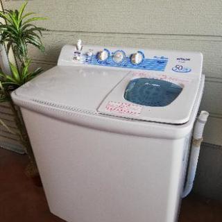 2015年製!二層式洗濯機♪美品ですー☆⑦