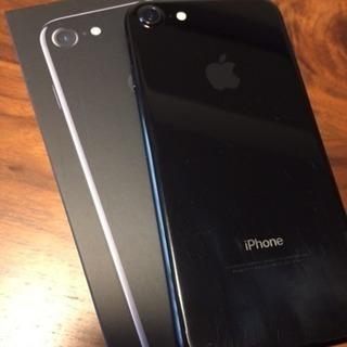 iPhone7 SIMフリー 本体 ブラック