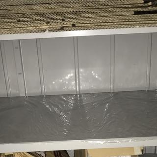 イナバ物置 棚板 H1-3371(幅 147cm) 、2枚組の型番...