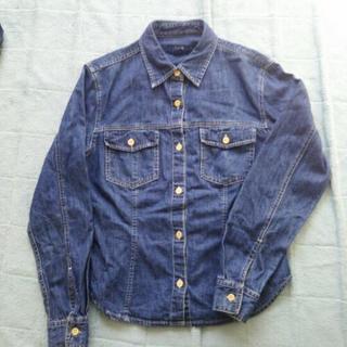 デニムシャツ J.CREW Sサイズ
