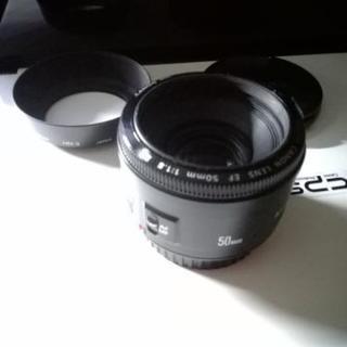 【受渡し予定決定】早い者勝ち 手渡しのみ Canon EF50-...