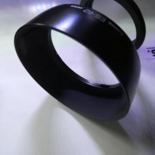 レンズEF50-1.8用フード