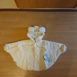 Disney BABIES ミッキー ミニー ポンチョ