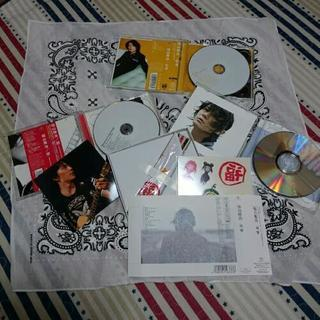 福山雅治さんのCD&DVD購入特典の付録未使用!