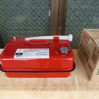 ★☆ ガソリン携行缶 容量20リットル 美品 ! ! ☆★