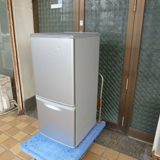 ★☆ Panasonic パナソニック 冷凍冷蔵庫 138L N...