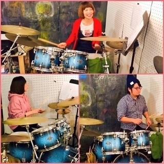 北九州 ドラム無料体験レッスン