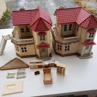 シルバニアファミリーのハウス