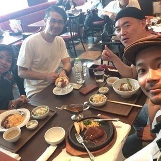 楽しい英会話 in 中野語学交流スペース − 東京都