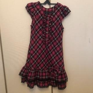 女児ジャンパースカート 125〜135㎝