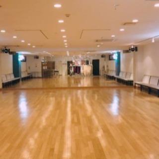 のびのび動けるWAVE DANCE スタジオ