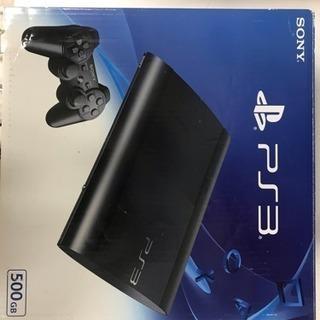 PlayStation 3 500GB 美品