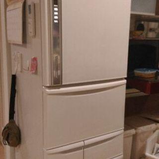 冷蔵庫 Toshibaピコイオン 427L 2011年