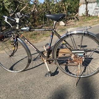 スズキ スーパーカー 昭和レトロ自転車 4-holiday ex...