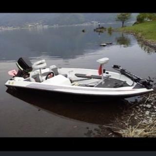 バスボート スキーター 15.3ft. 売ります