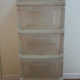 収納ボックス5段 浜松、掛川で取引可能