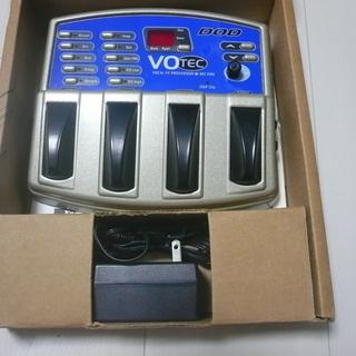 DOD VOTEC ボーカル用エフェクター