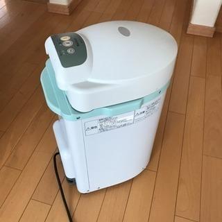 ナショナルの生ゴミ処理機