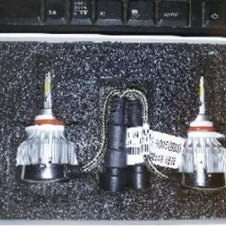 LEDバルブ HB3 6000K 3000LM 左右セット 新品...