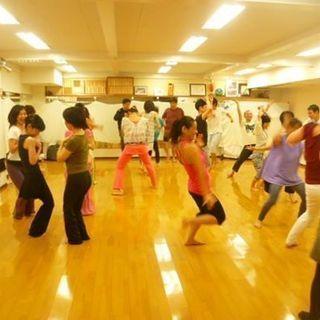 ビオダンサ〜生命のダンス 振り付けのない自由なダンスで感情の解放!