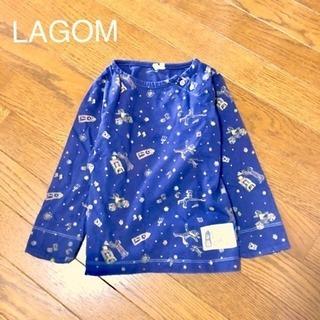 LAGOM ラグランTシャツ