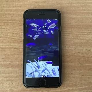 iPhone6s 128GB ソフトバンク(SIM解除済)(中古)