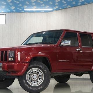 Jeep Cherokee Sport  niceアメ車を自社ローンで