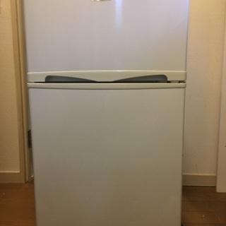 《無料にて再投稿有》単身用2ドア冷蔵庫お譲りします!