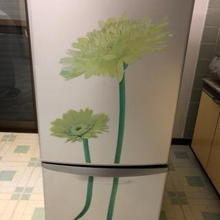 〔無料〕2008年製ナショナル冷蔵庫