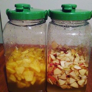 【子連れママ対象】残4席 11月8日13時半~柿の酵素ドリンク作り♪