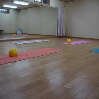 西武線東長崎駅より徒歩5分 閑静なスタジオでピラティスをは…