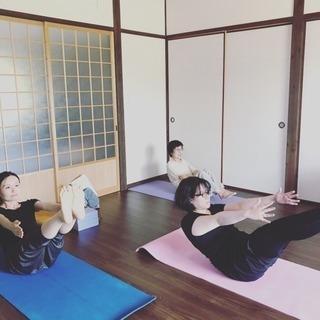 解剖学に基づいたヨガ@Sora Yoga