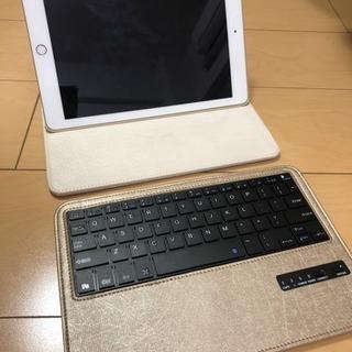 新品 ipadケース キーボードつき Bluetooth