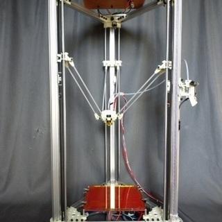 [値下げ] 大きなデルタ型3Dプリンター(未完成)