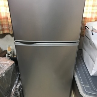 冷凍冷蔵庫 SANYO  09年式 SR-111R  使用頻度三カ月