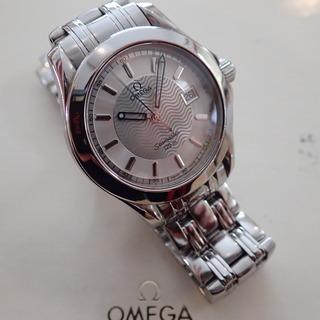 オメガ シーマスター120m OMEGA メンズクォーツ腕時計