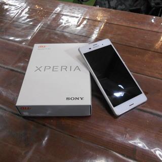 【J-905】 SONY Xperia Z3 au スマートフォ...
