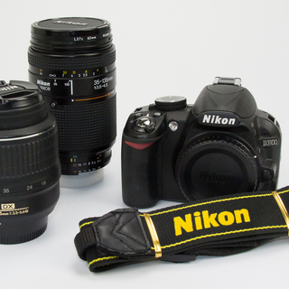 ニコン 一眼レフカメラ D3100 ♪おまけ付き(NIKKOR ...