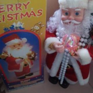 クリスマス サンタクロース 置物として