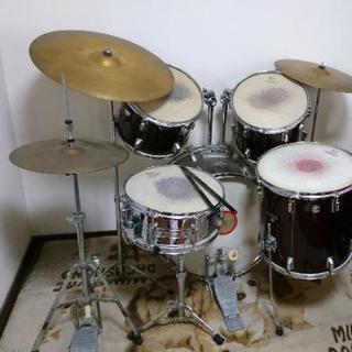 ドラムセット!