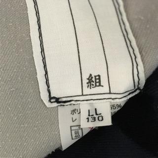 白川台幼稚園制服女児130センチ - 神戸市