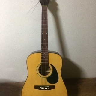 フォークギター中古値下げ