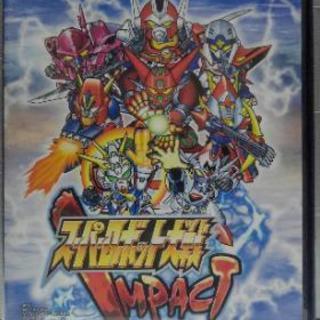 PS2 スーパーロボット大戦IMPACT