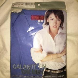 新品 コルレオニス♪シュミズ スーツ スーツ ワークシャツ S